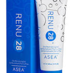 Box and Tube of Renu28 from ASEA