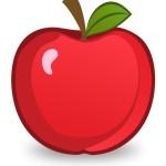 alkaline red_apple_illustration_800_14912