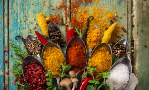 spices for soups