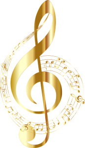 Nancy's Novelty Photos on Pixels Products for You Treble Clef Music